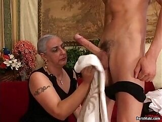 big cock-dick-granny-love-old and young