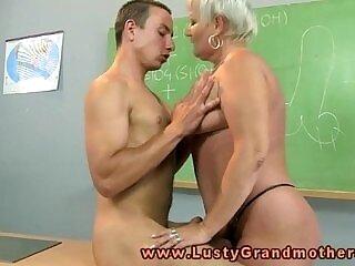 amateur-granny-pleasure-teacher