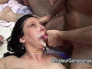 older woman clips