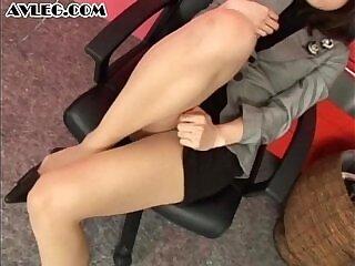 asian-fetish-foot-foot fetish-nylons-pantyhose