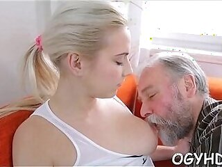 honey-old and young-teasing