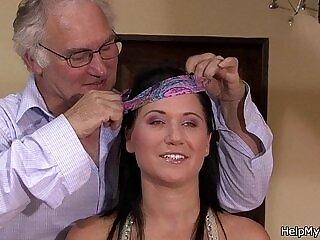brunette-cuckold-fuck-hubby-money-wife