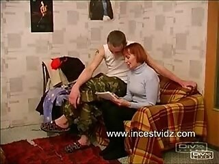 mother-russian-son