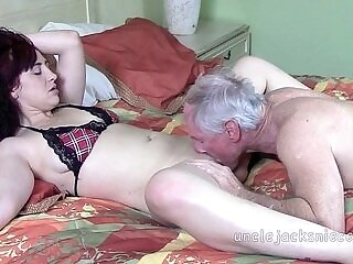 cum-cum in mouth-italian-lady-mouth-uncle