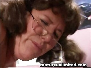 mature-naughty-old and young-older woman