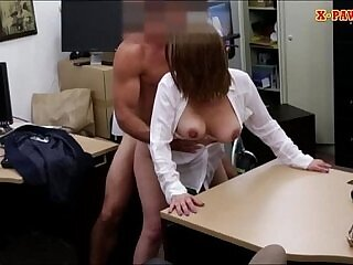 big boobs-boobs-lady-office-pounding-pussy