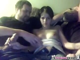 3some-amateur-homemade-old and young