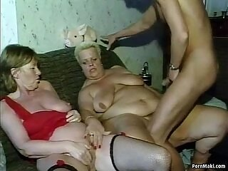 cunt-german-mature-old and young-older woman