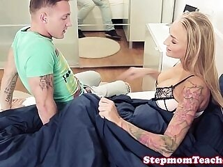 big tits-mom-pussy-stepmom-tattoo-tits