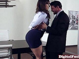 heels-high heels-milfs-office-pounding