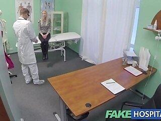 blonde-doctor-nurse
